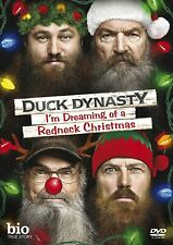 Duck Dynasty - I'm Dreaming Of A Redneck Christmas DVD BRAND NEW SEALED SPECIAL