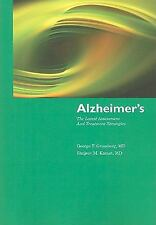 Alzheimer's: The Latest Assessment  &  Treatment Strategies-ExLibrary
