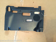 06-08 BMW 750Li E66 FRONT RIGHT UNDER DASH FOOT CONTROL TRIM PANEL  8223670