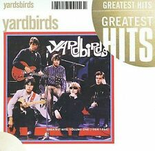 Greatest Hits, Vol. 1: 1964-1966 by The Yardbirds (CD, Jul-2008, Rhino (Label))