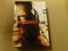 4-DVD BOX / PRISON BREAK - SEIZOEN 3