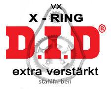 DID anillo forma de X Set de cadena para Cagiva Raptor 650 01