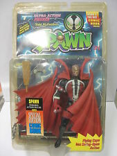 TODD TOYS Spawn Unmasked Spawn w/ Flying Cape Figure 1994 - NEW