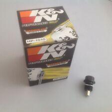 Honda Civic Si 2.0L K&N Oil Filter + Magnetic Sump Plug