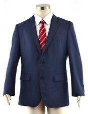 300a2fa3 HUGO BOSS Men's Navy Blue Pinstripe Wool THE GRAND 1 Dinner Suit Jacket ~  40R