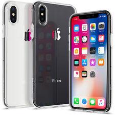 Per iPhone XS CASE TRASPARENTE COPERTURA IN SILICONE MORBIDO PER IPHONE x caso trasparente