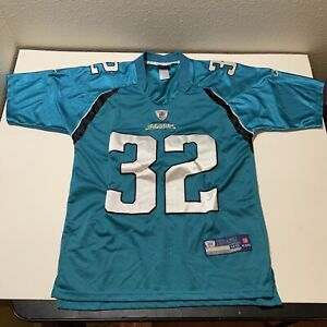 Maurice Jones Drew Jaguires Stitched Football Jersey Reebok On Field NFL Size 48