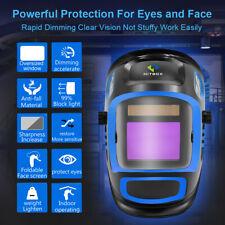 Auto Darkening True Color Weld Hood Welding Helmet Tig Mig Arc Welding Mask