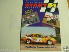 START 84 1995-10 ALFA ROMEO 146,F1 IMOLA HILL,MOTO GP JEREZ PUIG,MARTINEZ,STOCKC