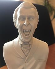 "Chris Lee ""Dracula"" 1/6th Scale Solid Resin Bust  Hammer Horror Vampire"