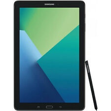 "Samsung Galaxy Tab A 10.1"" with S Pen 16GB Wi-Fi Model with 3GB RAM in Black"