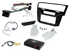 CONNECTS 2 ctkvw 08 VW Golf MK7 2013 a completare Stereo Doppio DIN Kit di montaggio RHD