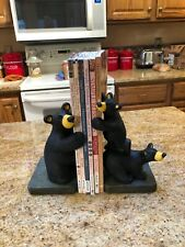 Trilogy Bookends. By Jeff Fleming. Part of the Bearfoot Bear collection