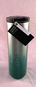 Starbucks Spring 2021 50th Anniversary 16 Oz. Ombre Siren SS Tumbler [NWT]