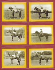 GDS  CARDS  -  SET  OF  L 20  1960s  RACEHORSE  WINNERS  CARDS  -  2007
