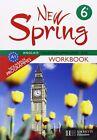 """MP011 HACHETTE """"New Spring"""" Workbook 6e (Nouveau programmes A1)"""