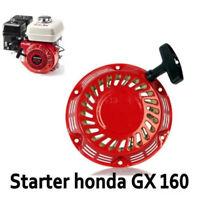 Tirer Démarreur Rembobinage Recoil Starter Gx160 Gx200 Pour Honda Moteur