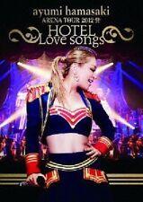 ayumi hamasaki ARENA TOUR 2012 A ~HOTEL Love songs~  (2 DVD)