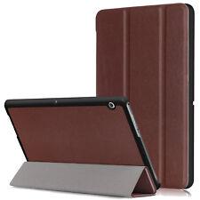piel fino Soporte Inteligente Funda para Huawei MediaPad T3 7.0 8 10 TABLETA GB