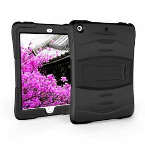 For Apple iPad Mini 1 2 3 with Screen Protector Shockproof Hybrid Case Cover