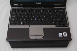 """Dell Latitude D420 12.1"""",1.2GHz Core Duo,2GB,100GB HDD,Win7, BAD Battery."""