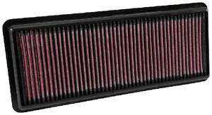 K&N Hi-Flow Performance Air Filter Fits Mazda MX-5 1.5L-2.0L 2015-16 Fiat Spi...