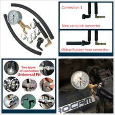 Portable Car Truck Fuel Injection Pump Pressure Gauge Tester Car Repair Tool Kit