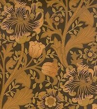 Vintage Original Wallpaper Finley Floral Damask Retro