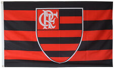 New Brazil Clube de Regatas do Flamengo RJ flag 3ftx5ft Banner US shipper