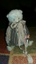 Rainmaker OOAK Artist Bear By Ljudmila Zivel, 16cm tall