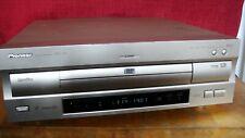 More details for laserdisc player pioneer dvl-919 cd/dvd/ld player  made in japan