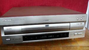 Laserdisc player Pioneer DVL-919 CD/DVD/LD player  Made in Japan