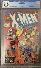 X-Men #1 CGC 9.6 1991:1st App Acolytes, Magneto App 1 of 5 Covers: New Frame