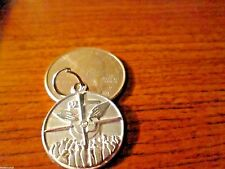 RELIGIOUS CATHOLIC ROSARY MEDAL PAPAL SEAL JUBILAEUM YEAR 2000 POPE JOHN PAUL