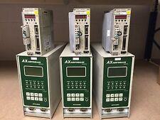 Nitto Seiko AX controller AD2000,  A driver A500742, Yaskawa servopack SGDM-04AD