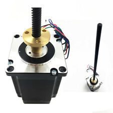 NEMA23 Linear Stepper Motor Lead Screw L300mm 3A 1.8NM 3D printer Z-axis CNC New