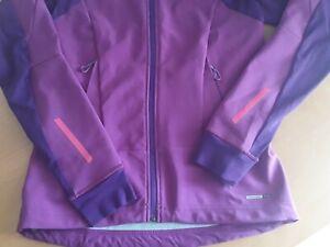 Salomon Damen Softshell Aster Purple Gr. 38 S Jacket Veste Pink Lila Jacke