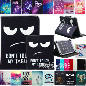 """For Lenovo Tab M10 10.1"""" M10 FHD Plus 10.3"""" Tablet Universal Leather Case Cover"""