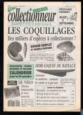 La Vie du collectionneur N°20 - Coquillages, CP vélo, demi coques de bateaux