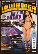 Low Rider Metal Of Honor Hustle And Flow Super Show Nov 2015 FREE SHIPPING