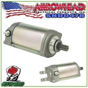 SND0478 Motor de Arranque Arrowhead Can Am DS 650X 2007