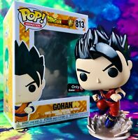 Metallic Gohan Gamestop Exclusive Dragon Ball Z Funko POP! Animation #813