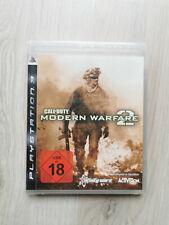 Call of Duty Modern Warfare 2 Sony PlayStation 3 PS3 NEU OVP