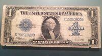 1923 $1 Large Silver Certificate Speelman/White Note HORSEBLANKET
