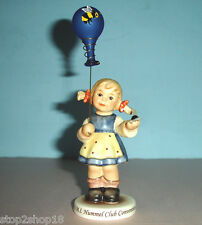Hummel Goebel A BEE FOR YOU #2294 Signed Vegas Convention Figurine w/Balloon New