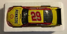 2010 #29 Kevin Harvick - PENNZOIL - CHECKERED FLAG SERIES 1/24th SCALE  #4364