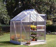 Halls Popular 4' x 6' Model Greenhouse - Free Shipping