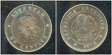 ARGENTINE 1 centavos 1890   ( 1 )