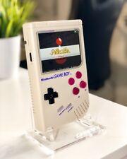 Classic Game Boy Zero with Raspberry Pi Zero W Installed running Retropie