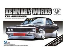 Aoshima 1/24 Nissan Kenmary Kenmeri Works LB Performance PLASTIC MODEL KIT 0982